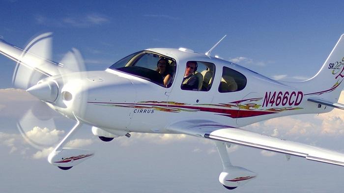 Piloto mėgėjo testai